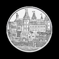 31,07 g, 825. obletnica Dunajske kovnice - Wiener Neustadt, 2019