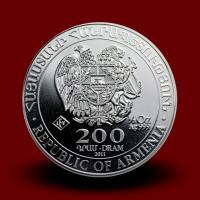 15,6 g, Noah´s Ark Silver coin