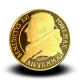 6 g, Pontificate of Pope Benedict Gold Coin - The Crucifiixion of St. Peter, 2011