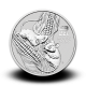 31,1035 g, Australian Lunar Silver Coin - Year of the Mouse 2020