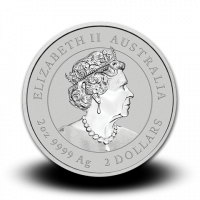 62,270 g, Australian Lunar Silver Coin - Year of the Mouse 2020