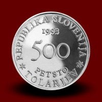15 g, 400 years anniversary of the battle at Sisak (1993) **