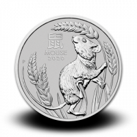 31,12 g, Australian Lunar Platinum Coin - Year of the Mouse 2020