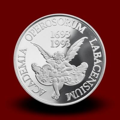15 g, 300. obletnica ustanovitve Academie operosorum labacensium**