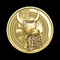 15,56 g Čar zlata - Mezopotamija 2019