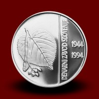 15 g, 50th anniversary of the founding of the Monetary Institute of Slovenia (1994) **