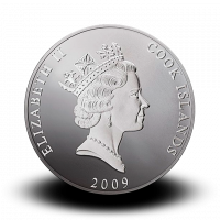 31,1 g, Paladijev kovanec ladja Bounty