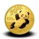 8 g, China Panda Gold Coin - 2020