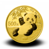 30 g, China Panda Gold Coin 2020