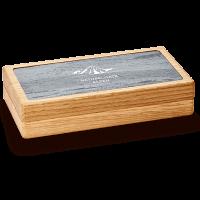 Darilna šatulja za zbirko Zakladi Alp