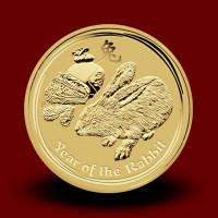 31,162 g, Australian Lunar Gold Coin - Year of Rabbit (2011)
