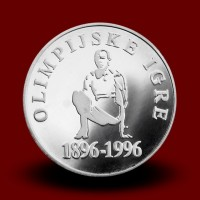 15 g, 100 years of Olympic games of modern times (1996) **