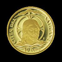 3 g, zlatnik Il Battesimo - Sveti krst, 2020