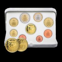 Zbirka evrokovancev z zlatnikom, 2020