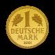 12 g, Zlati kovanec 1 DEM