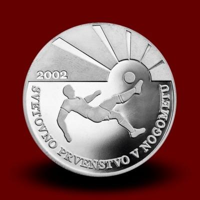 15 g, Svetovno prvenstvo v nogometu Koreja - Japonska 2002**