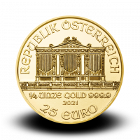 7,7759 g, Vienna Philharmonic Gold Coin 1989-2021