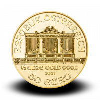 15,5517 g, Vienna Philharmonic Gold Coin 1989-2020