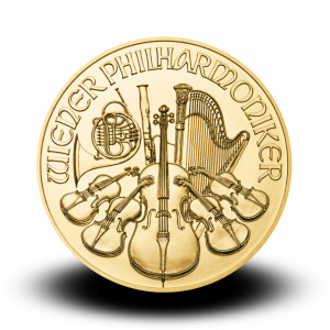 31,1035 g, Vienna Philharmonic Gold Coin 2020