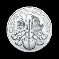 31,1035 g, Vienna Philharmonic Silver Coin 2008-2017