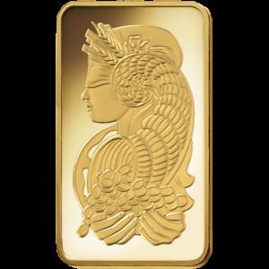 500 g, Gold Bar PAMP
