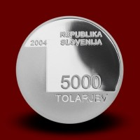 15 g, 1000th anniversary of the first written mention of Bled (2004) **