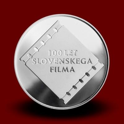 15 g, 100-letnica slovenskega filma/100th anniversary of Slovene film (2005) **