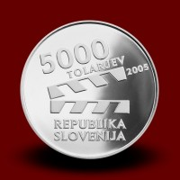 15 g, 100th anniversary of Slovene film (2005) **