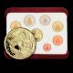 Zbirka evrokovancev z zlatnikom, 2021