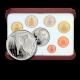 Zbirka evrokovancev s srebrnikom, 2021