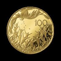30 g, zlatnik Pontificato di S. Francesco 2021