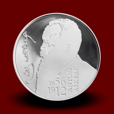 15 g, 150. obletnica rojstva pesnika Antona Aškerca