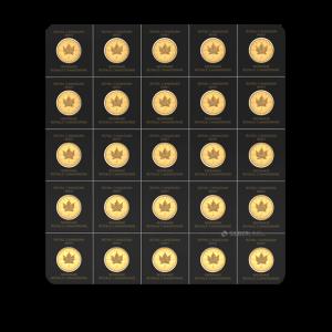 1 g x 25 Maplegram