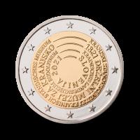 2 € kovanec 500. obletnica rojstva Adama Bohoriča (2020) / PROOF