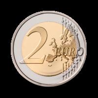 2 € kovanec 500. obletnica rojstva Adama Bohoriča (2020) / PROOF / Moro za BS