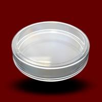 Embalaža za srebrnik mase 311 g (10 trojskih unč) ø85mm