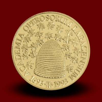 7 g, 300 let Academie operosorum labacensium / 300 years of the founding of the Academia Operosorum Labacensium / 1993 **