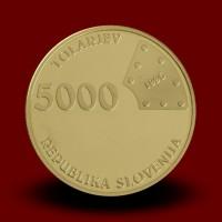7 g, 150-letnica železnic na Slovenskem / 150 years of the railways in Slovenia / 1996 **