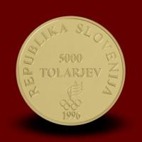 7 g, 100-letnica olimpijskih iger moderne dobe / 100 years of Modern olympic games / 1996 **