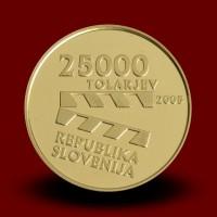 7 g, 100-letnica slovenskega filma / 100th anniversary of Slovene film / 2005 **