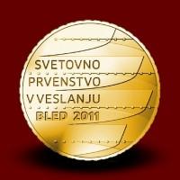7 g, Svetovno prvenstvo v veslanju na Bledu / 2011