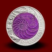 16,5 g (Ag/Nb) - Bionika / Bionik (2012), bimetalni kovanec