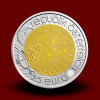 16,5 g (Ag/Nb) - Astronomija / Astronomie (2009), bimetalni kovanec
