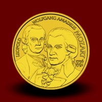 10,14 g,  Great Composers - Wolfgang Amadeus Mozart, 2006