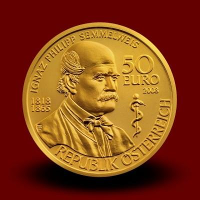 10,14 g, Ignaz Philipp Semmelweis (2008), serija Znameniti zdravniki