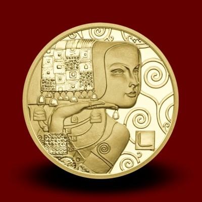 10,14 g, Pričakovanje / Die Erwartung (2013), serija Gustav Klimt in njegove ženske