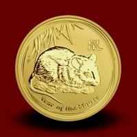 31,162 g, Zlati Lunin koledar - podgana (2008)