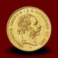 3,23 g, Zlati kovanec / 4 Goldinarji