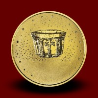 3,49 g, Zlata medalja Sveti krst