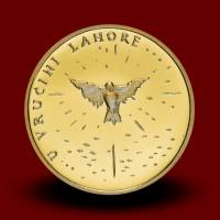 3,49 g, Zlata medalja Sveta birma